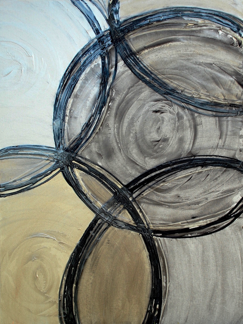 Spheres of Time 40 x 30